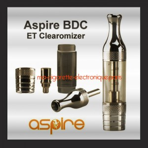 Clearomiseur ET BDC Aspire