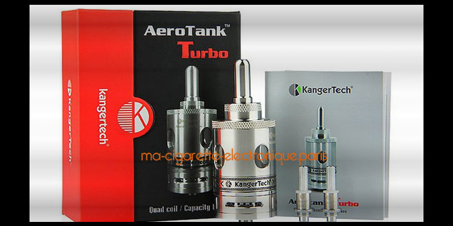 Pack turbo aerotank kangertech