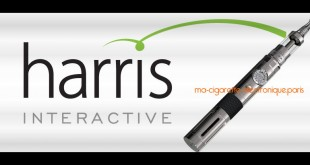 Sondage Harris Interactive sur la cigarette électronique