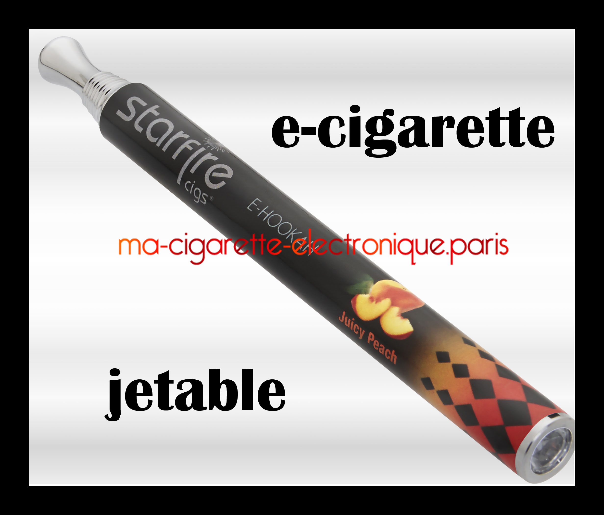 E Cigarette Jetable