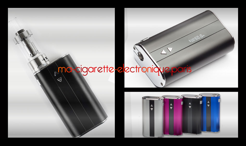 istick eleaf 50w cigarette electronique paris. Black Bedroom Furniture Sets. Home Design Ideas